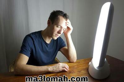 العلاج بالضوء العلاج وأدوات تساعد في تأخير علامات الكبر