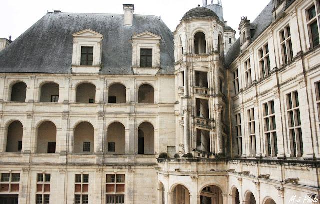 M-ii Photo : Les Châteaux de la Loire - Chambord