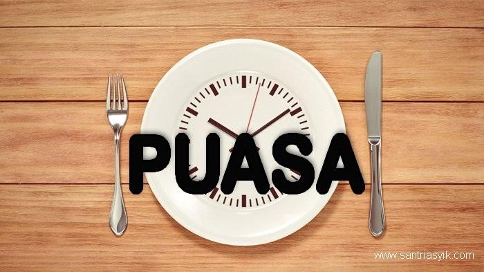 Niat Puasa Senin Kamis Digabung Dengan Mengganti Puasa Qadha Ramadhan Santri Mandiri