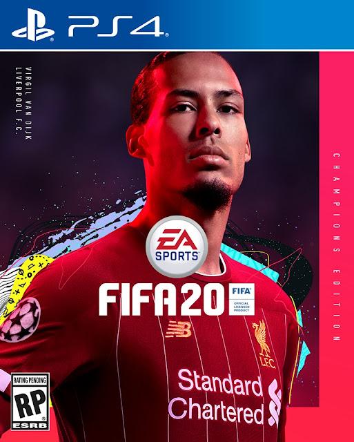 الكشف عن الغلاف الرسمي للعبة FIFA 20 ومفاجآت بالجملة من طرف EA
