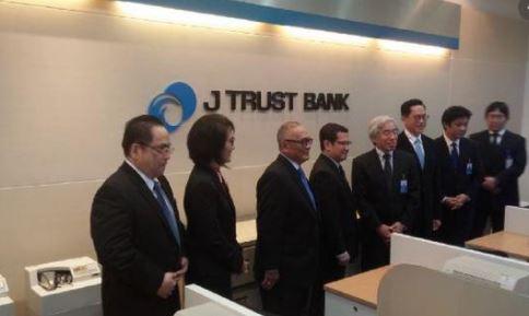 Alamat lengkap dan Nomor Telepon Kantor Cabang J Trust Bank di Jakarta Barat