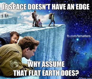 The Flat Earth Truth 150394_968010056569889_1275802900875962131_n