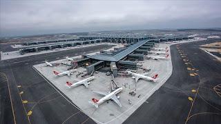 الإعلان عن موعد بدأ إستئناف الرحلات الجوية في تركيا
