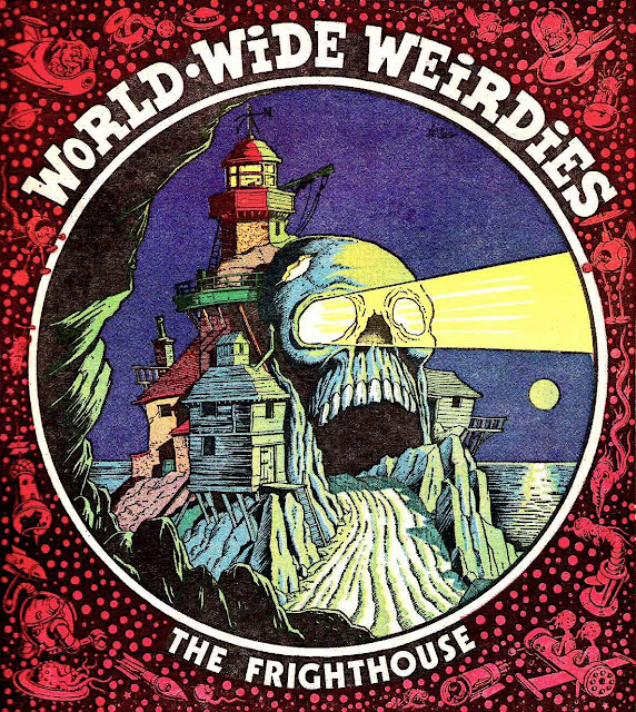 Ken Reid 1970s World Wide Weirdies