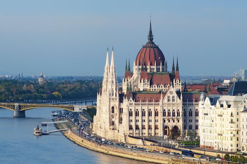اجمل الاماكن السياحية في بودابست