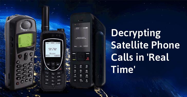 Decrypting-Satellite-Phone-Calls