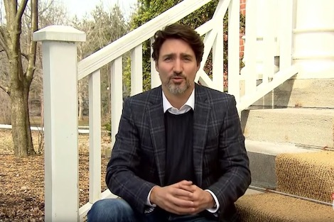 "taroudantpress   ترودو يتواصل مع الأطفال الكنديين حول ""كورونا""  تارودانت بريس"