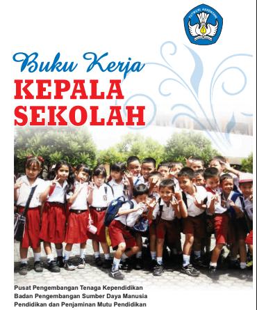 gambar buku kerja kepala sekolah 2019/2020
