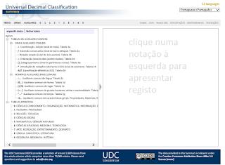 http://www.udcc.org/udcsummary/php/index.php?lang=pt&pr=Y