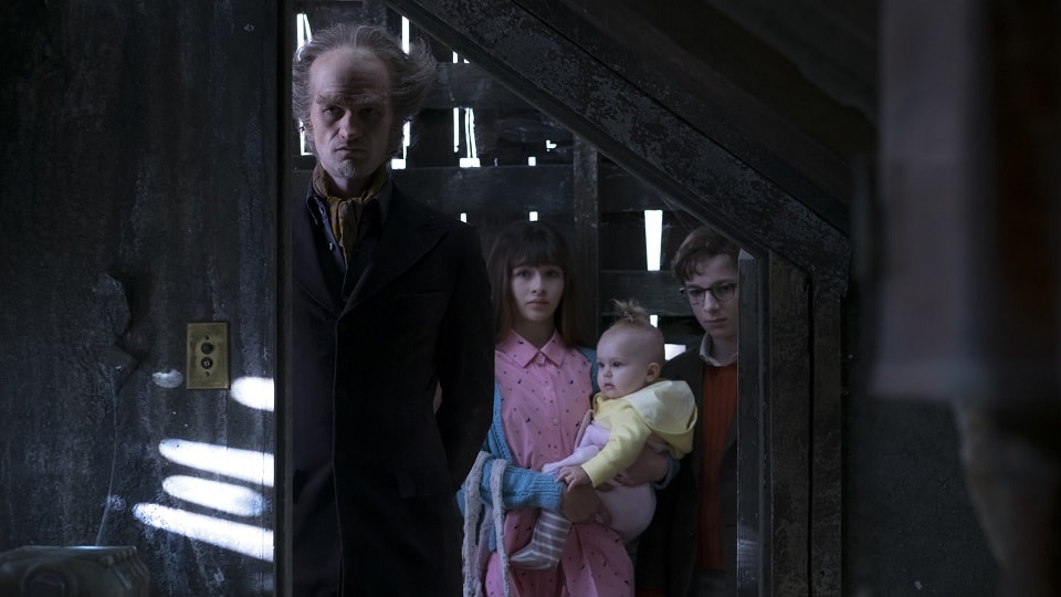 Лемони Сникет 33 несчастья, Lemony Snicket's A Series of Unfortunate Events, сериал, TV Series, Netflix