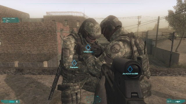 Download Tom Clancy's Ghost Recon Advanced Warfighter 2 Gameplay
