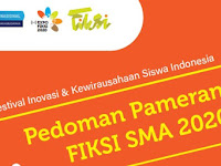 Download Buku Pedoman EXPO Fiksi 2020