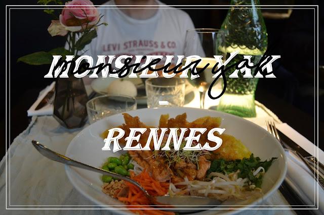 Monsieur Yak Rennes