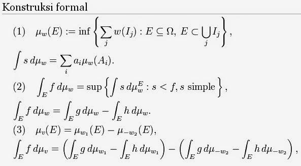 adalah seorang matematikawan Perancis yang terkenal karena teori integrasi Henri Lebesgue - Penggagas  Teori Integrasi