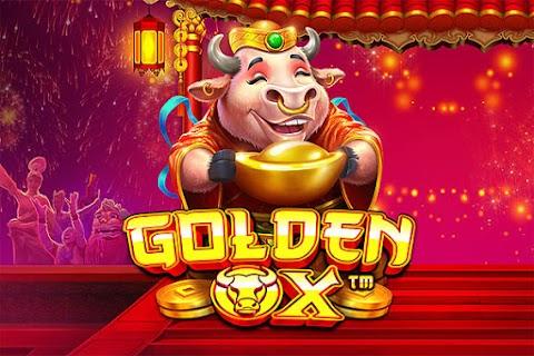 Main Slot Gratis Golden Ox (Pragmatic Play) | 96.00% RTP