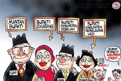 Demokrasi Sarang Politik Dinasti