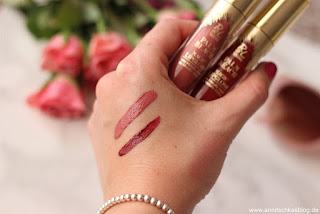Review: Rival de Loop - Palm Beach LE Magic Lipgloss - www.annitschkasblog.de