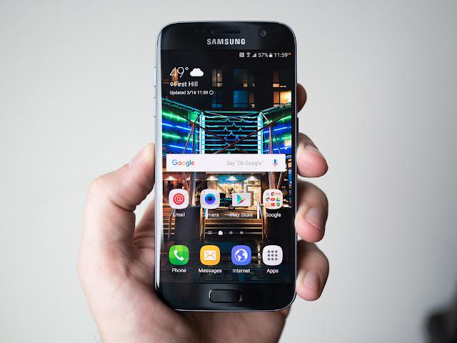 Cara Factory Reset Samsung Galaxy S7 dan Galaxy S7 Edge
