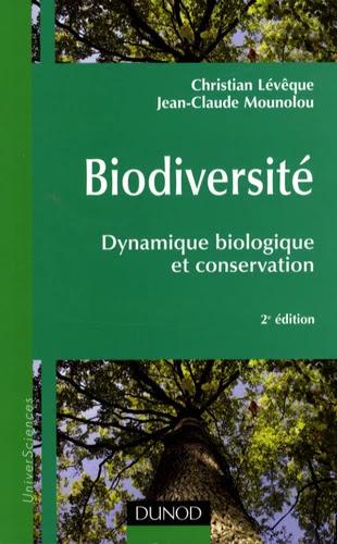 Biodiversité - Dynamique biologique et conservation - 2e édition