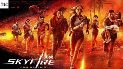 Skyfire 2019 Full Movie Hindi Dubbed Telugu Tamil Kannada 480p