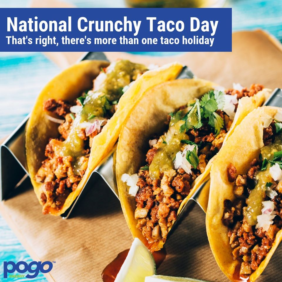 National Crunchy Taco Day Wishes Sweet Images