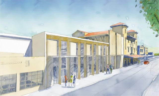 Pembangunan Plasa Baru Hastings Telah Hampir Siap
