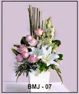 Toko Bunga Mawar dan Vas