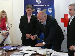 UAR y Cruz Roja Argentina: una unión provechosa