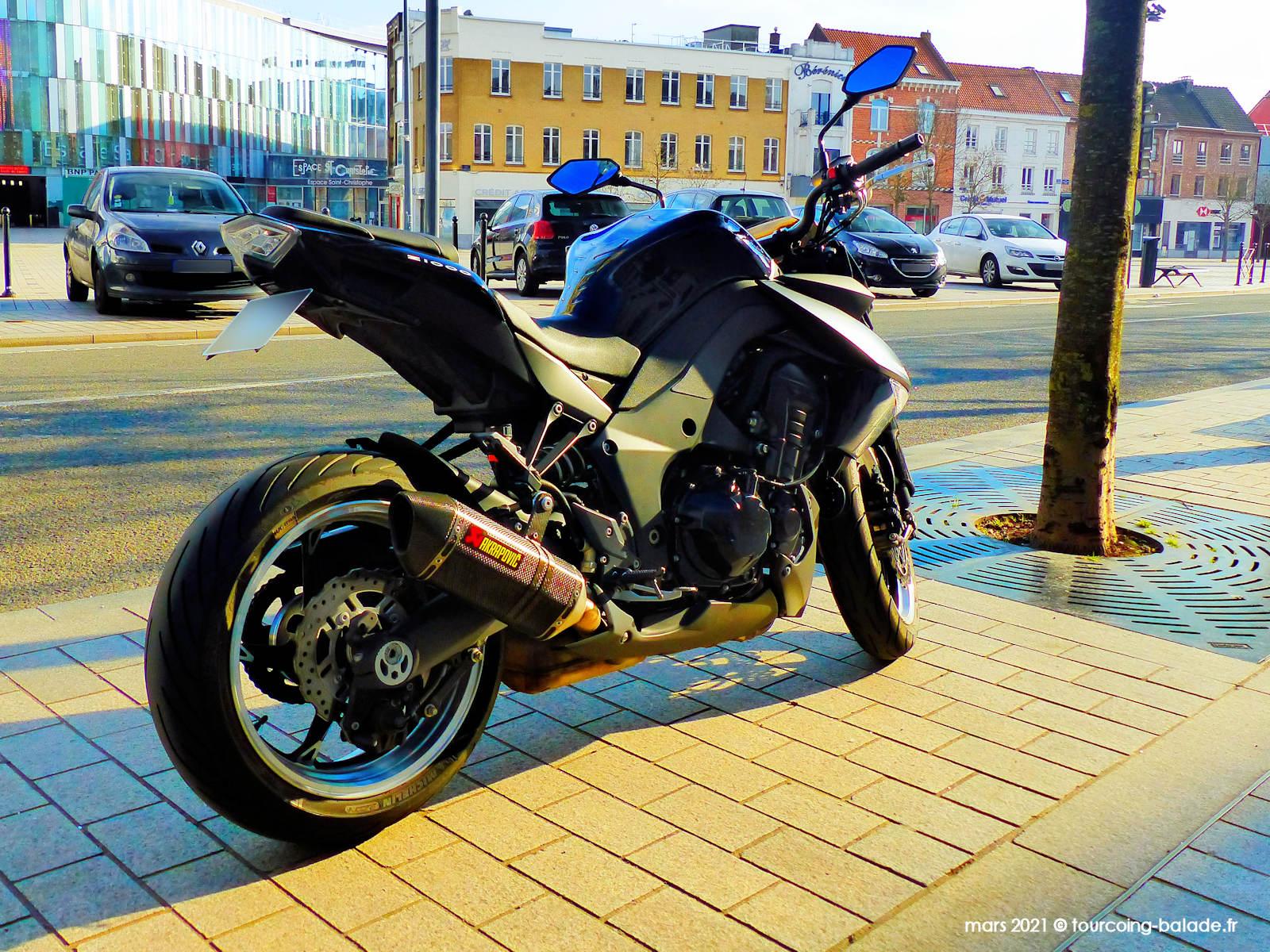 Moto Tourcoing - Kawasaki Z 1000