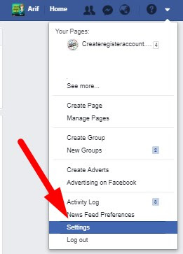Link To Change Your Facebook Profile Name