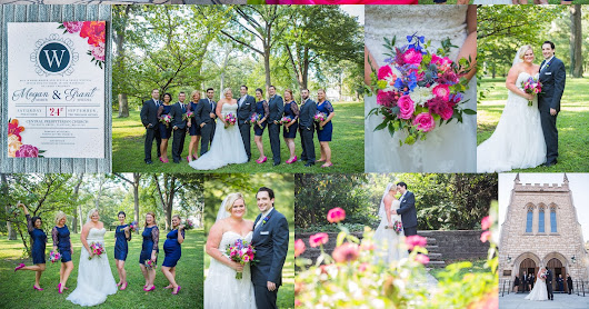 Megan & Grant MARRIED - St. Louis Wedding Photographer - Oak Knoll Park Wedding Photographer