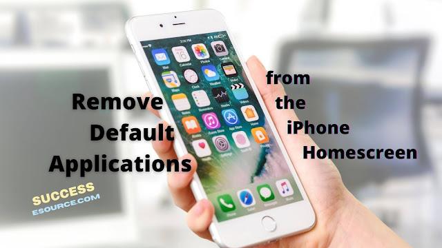 Remove-Default-Applications-Iphone-Homescreen