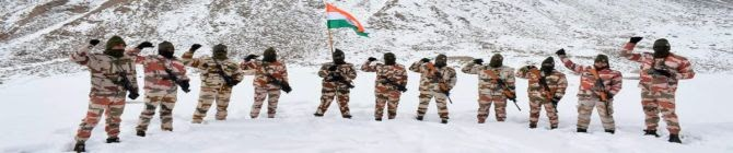 ITBP To Strengthen Short, Long-Range Patrolling At Indo-China Border, Says DG Deswal