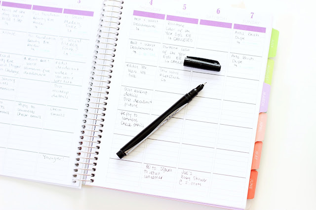 Best Planner for Bloggers and Vloggers