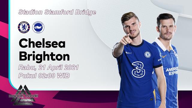 Prediksi Chelsea Vs Brighton Hove Albion