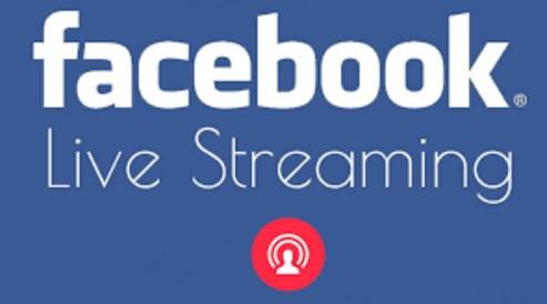 Live Stream on Facebook