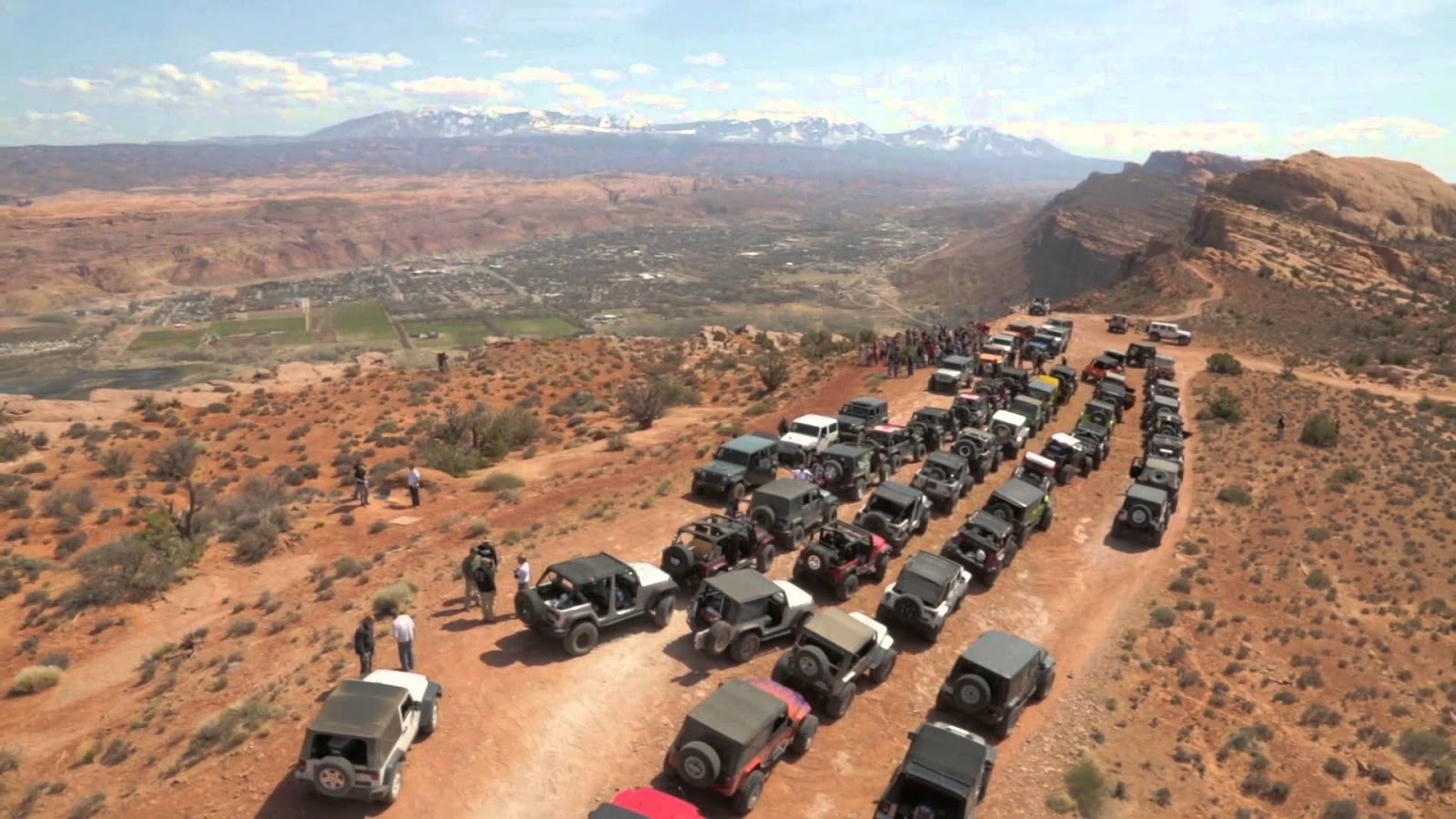 5 Reasons Not to Skip Easter Jeep Safari 2016 - GenRight ...
