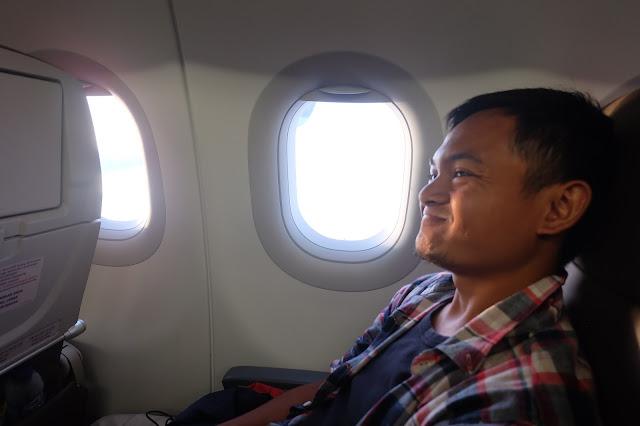 PEsawat Batik Air Sorong Jakarta