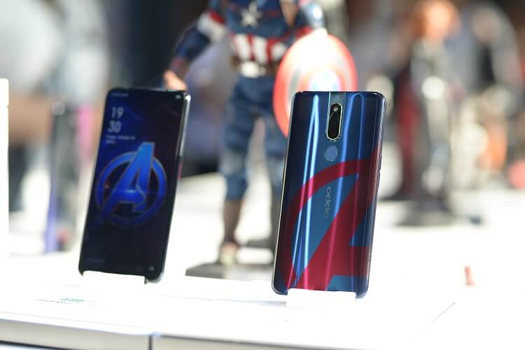 OPPO F11 Pro Marvel's Avengers Limited Edition Now Up for Pre-order