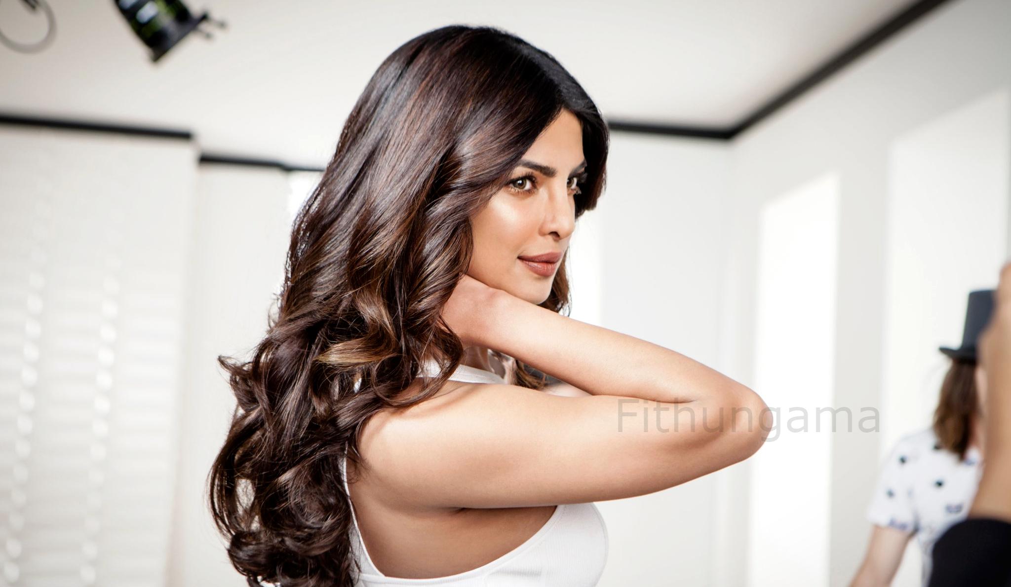 Priyanka Chopra Haircare Secrets