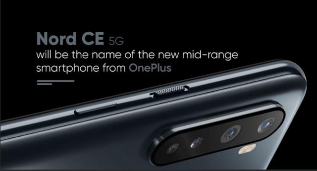 تسريبات لسعر ومواصفات هاتف OnePlus Nord CE