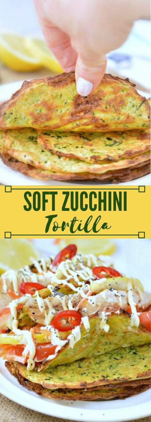 Healthy zucchini tortillas #healthyrecipes #zucchini #tortillas #whole30 #paleo
