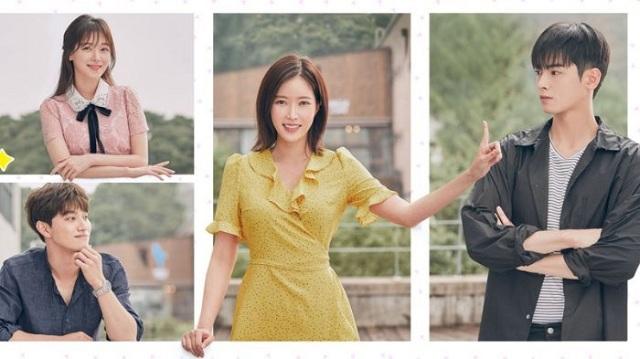 Para Pemeran 'My ID is Gangnam Beauty' Hadiri Pembacaan Naskah Pertama