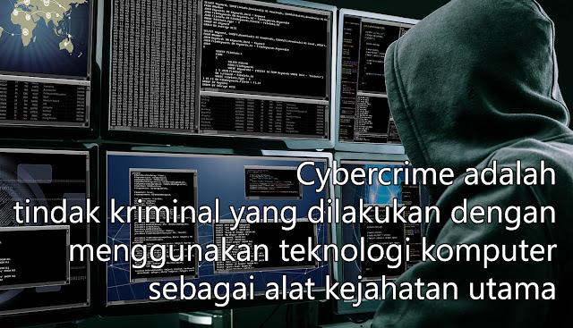 """Notaris di Lumajang: """"Pengertian Kejahatan Dunia Maya Cybercrime"""""""