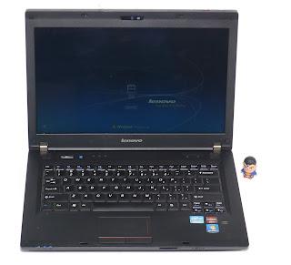 Business Laptop Lenovo High Class Core i5 Bekas di Malang