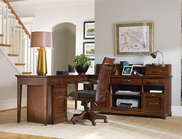 best organizing your home office desk corner solid wood