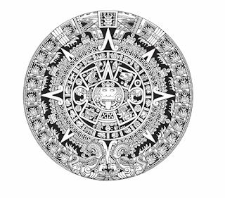 Calendario Azteca Vectores.Vectores Y Otras Cosas Calendario Azteca
