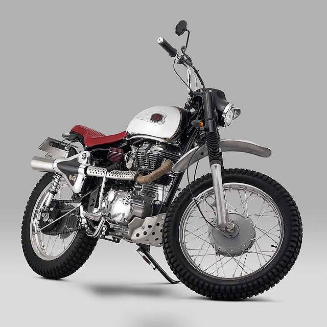 thrive motorcycle moltar scrambler