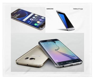 Los 4 teléfonos Android más novedosos del mercado Samsung Galaxy S7 Edge