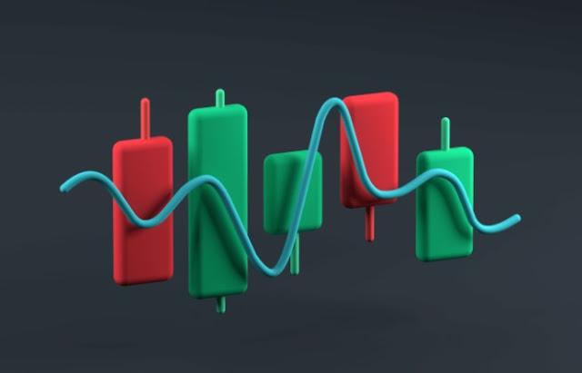 Ilustrasi Gambar Cara Membaca Grafik Candlestick Cryptocurrency: Apa itu Candle Dan Pola Pergerakannya